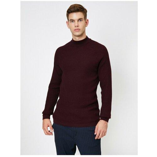 Koton pleteni džemper s visokim ovratnikom  Cene