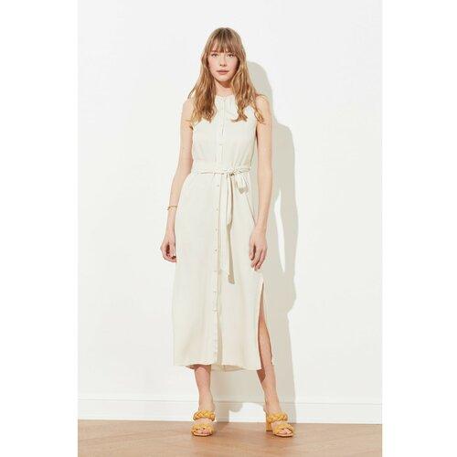 Trendyol Midi bijela ženska haljina  Cene