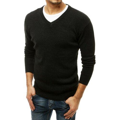 DStreet Muški džemper WX1547 crni  Cene