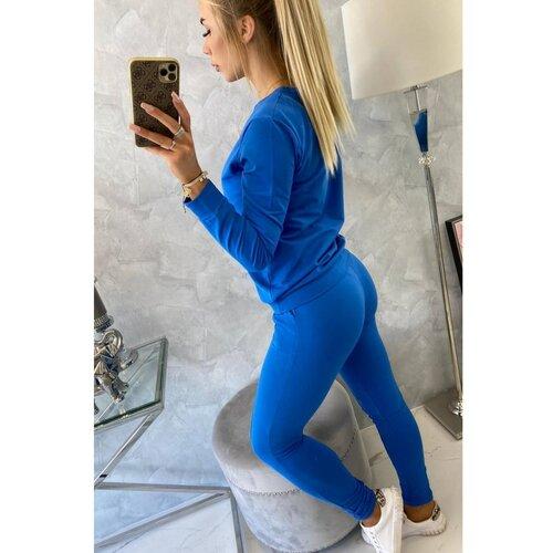 Kesi Ženska trenerka Sport blue  Cene