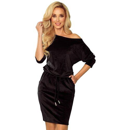 NUMOCO Ženska haljina 13 crna  Cene