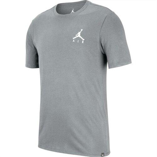 Air Jordan Muška majica Logo siva  Cene