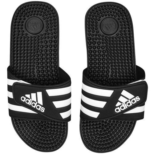 Adidas Muške papuče Adissage crne siva Slike