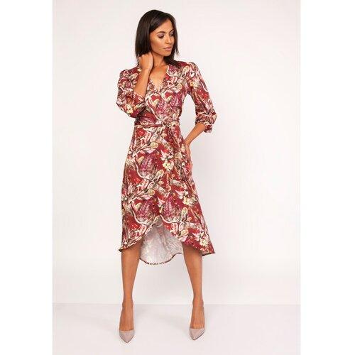 Lanti ženska haljina Suk161 sa uzorkom  Cene