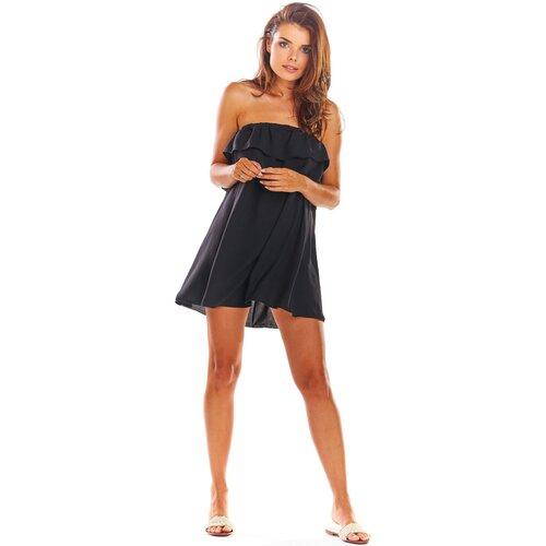 Awama Ženska haljina A299 crna  Cene