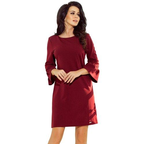 NUMOCO Ženska haljina 190 crna crveno crveno  Cene