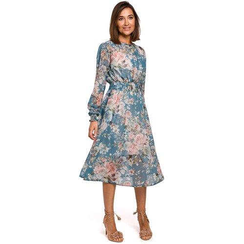 Stylove Ženska haljina S213 siva  Cene