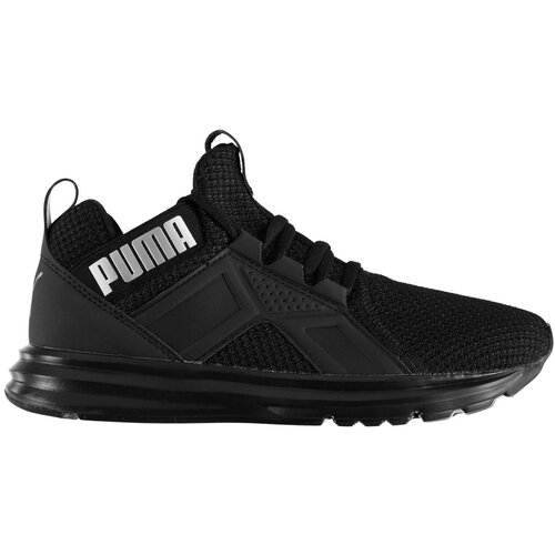 Puma Children's sneakers Enzo Weave crna | siva  Cene