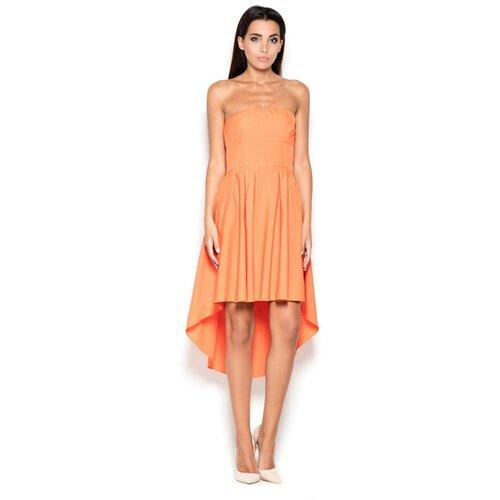 Lenitif Women's dress K031 narandžasta  Cene