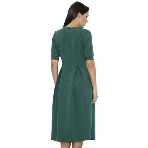 Figl Ženska haljina M553 zelena  Cene