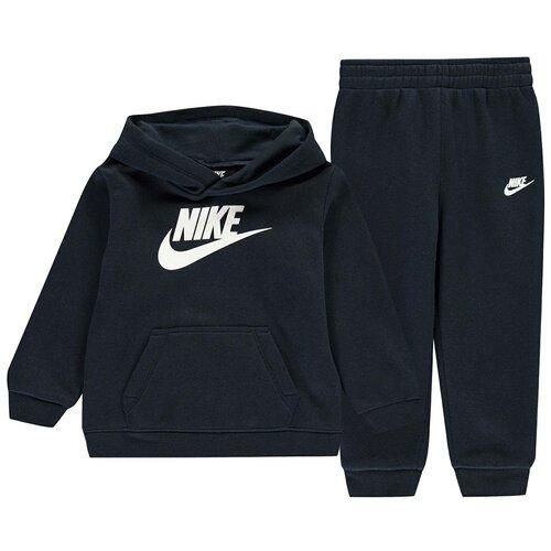 Nike Dječja trenirka - flis crni set  Cene