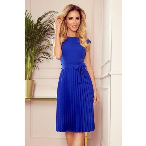 NUMOCO Ženska haljina 311-2 plava  Cene