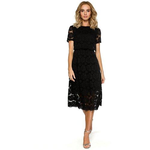 Made Of Emotion Ženska haljina izrađena od čipke od emocija detaljno  Cene