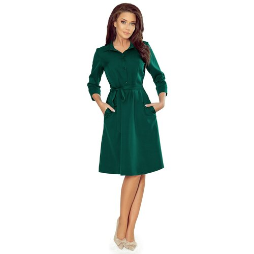 NUMOCO Ženska haljina 286 zelena  Cene