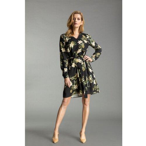 Benedict Harper Ženska haljina Nicole crna | siva | krema  Cene