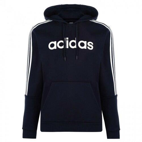 Adidas Muška dukserica 3 Stripes Logo crna  Cene