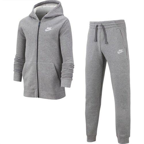 Nike Dečija komplet trenerka Fleece siva  Cene