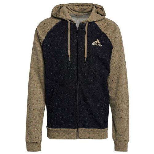 Adidas Essentials M¿lange Small Logo Hoodie Mens  Cene