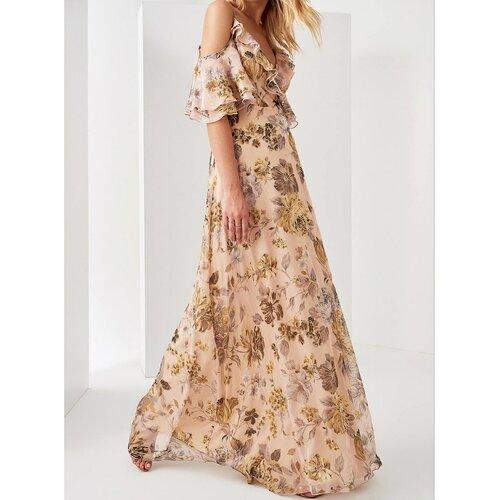 Trendyol Ženska haljina Trendyol Ruffle Slike
