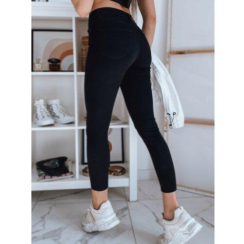 DStreet LANSING ženske traper hlače crne UY0812 crne siva  Cene