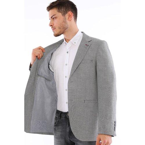 dewberry Muška jakna 7234 siva  Cene