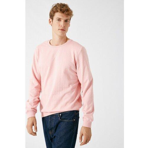 Koton Muška ružičasta dukserica plava pink  Cene