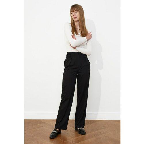 Trendyol Crne hlače visokog struka  Cene