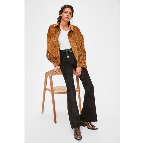 Trendyol crne antilop španske pantalone  Cene