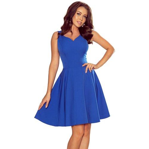 NUMOCO Ženska haljina 114 plava crveno crveno Slike