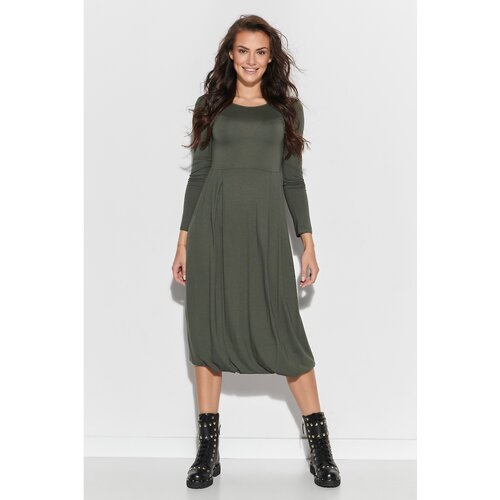 Numinou Ženska haljina nu321 Khaki siva  Cene