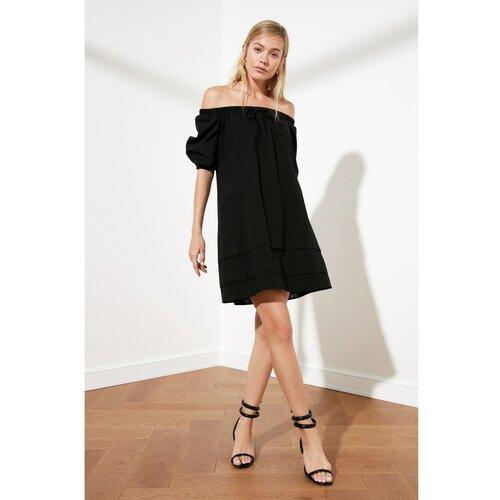 Trendyol crna haljina od asynxa  Cene