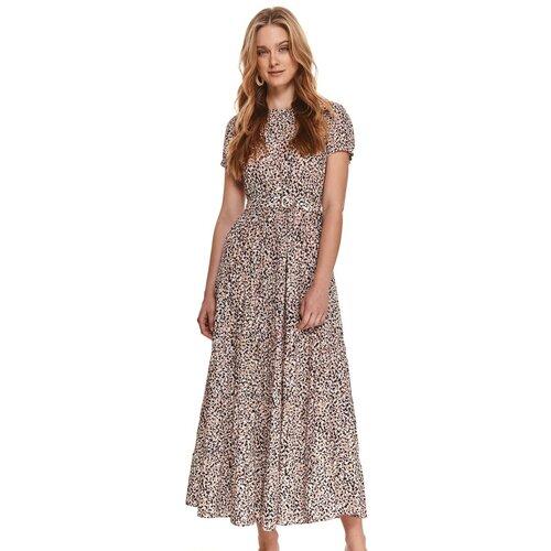 Top Secret Ženska haljina Patterned bela   braon   krem  Cene
