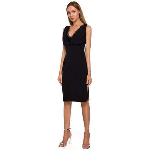 Made Of Emotion Ženska haljina M486 crna  Cene