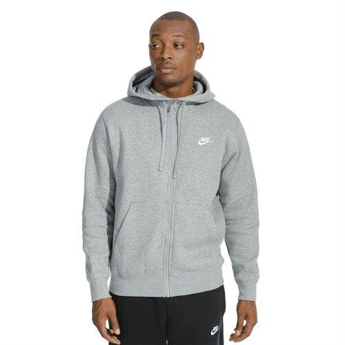 Nike Muška dukserica Sportswear Club Fleece siva  Cene