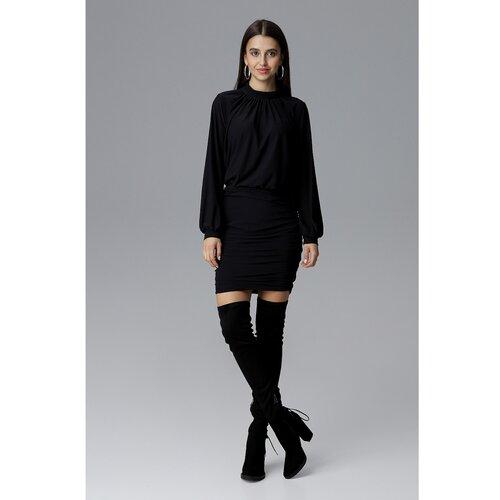 Figl Ženska haljina M635 crna  Cene