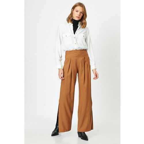Koton Ženske smeđe hlače  Cene