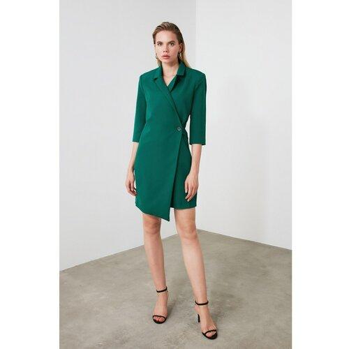 Trendyol Ženska haljina Jakna Haljina zelena  Cene