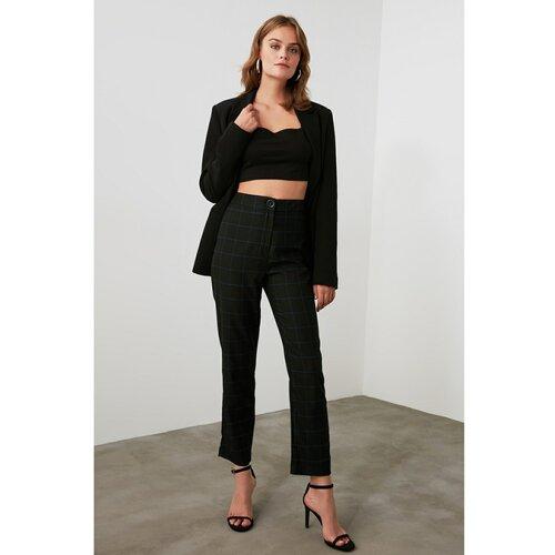 Trendyol Crne osnovne pantalone crne boje  Cene