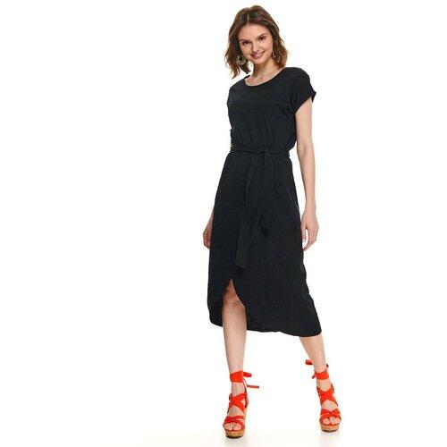 Top Secret Ležerna ženska haljina u crnoj boji Slike