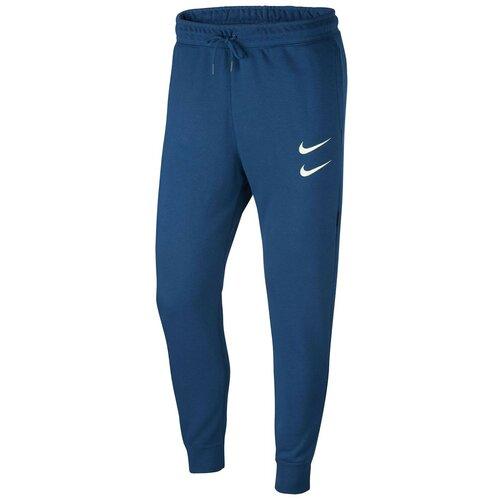 Nike Muški donji deo trenerke Swoosh plava Slike