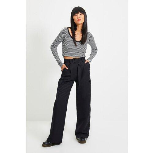 Trendyol Pantalone sa crnim pojasom  Cene
