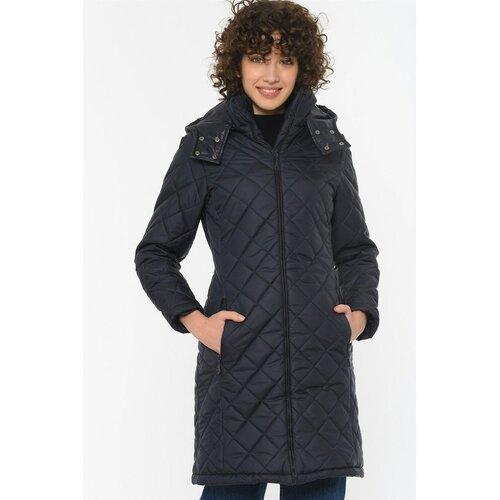 dewberry Ženska jakna Z6654 crna siva  Cene