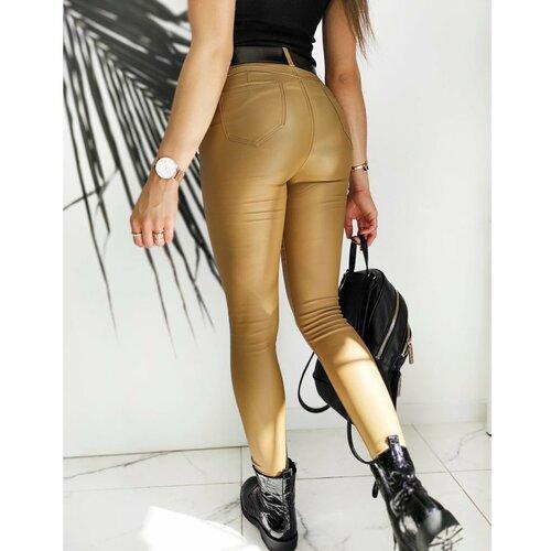 DStreet Ženske pantalone UY0602 crne senf  Cene