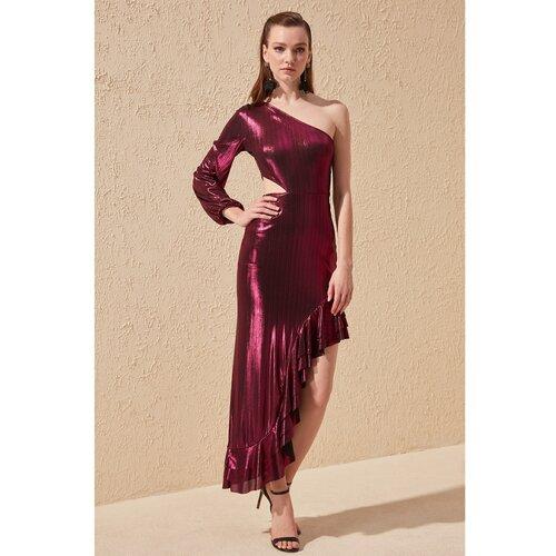 Trendyol Fuchsia večernja haljina s zamašnjakom i haljina za maturu  Cene