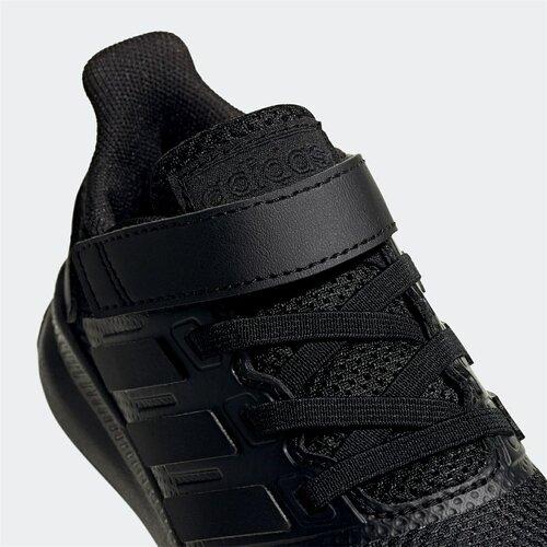 Adidas Run Falcon Shoes Kids crna   siva Slike
