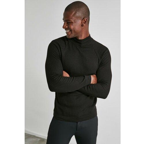 Trendyol Muški džemper Muški crni  Cene