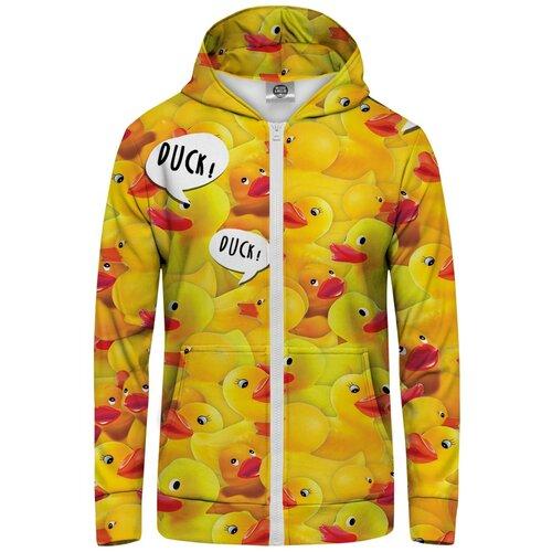 Mr. GUGU & Miss GO Unisex hoodie HKZ-U-PC 461 siva   tamnocrvena   senf  Cene