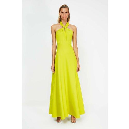 Trendyol Ženska večernja haljina Večernje kaki boje  Cene
