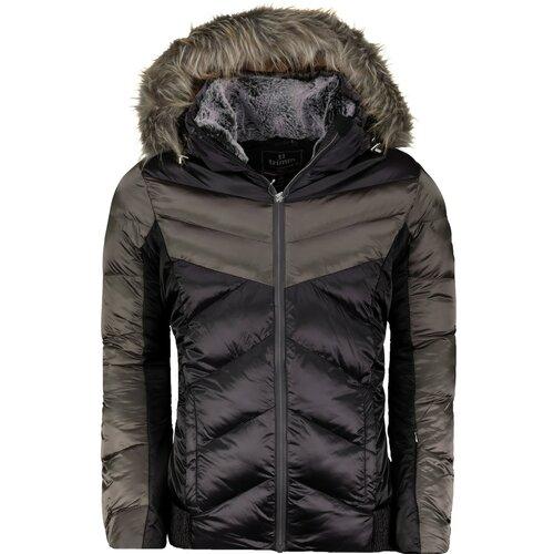 TRIMM Muška skijaška jakna MOON crna | siva | smeđa  Cene