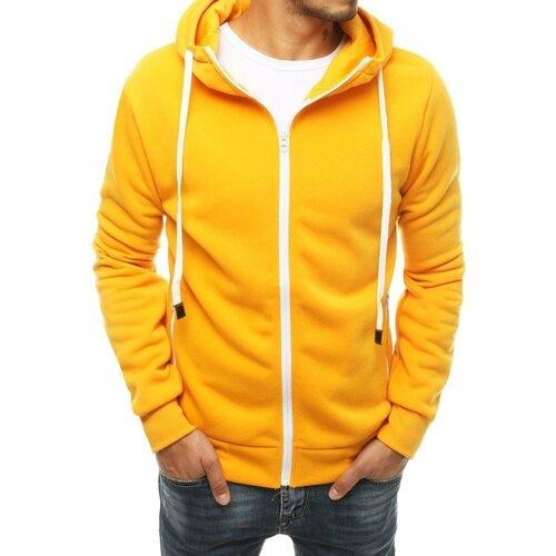 DStreet Muški duks BX4690 siva   narandžasta   krem  Cene